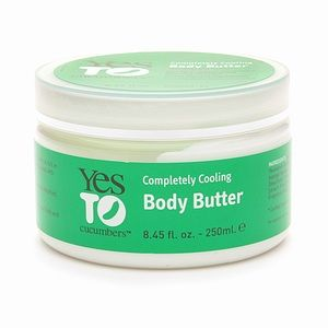 Yes To Carrots Yes To Cucumbers Completely Cool Body Butter