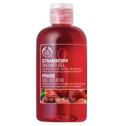 The Body Shop Strawberry Bath and Shower Gel