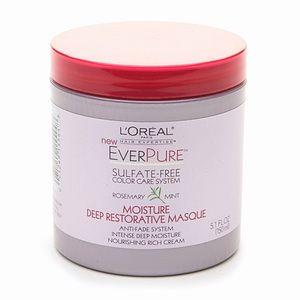 L'Oreal Everpure Moisture Deep Restorative Masque