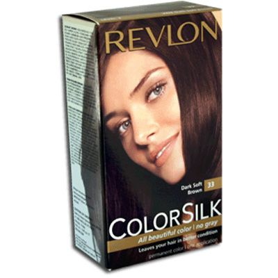 Revlon Colorsilk in Soft Dark Brown