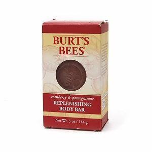 Burt's Bees Body Bar, Cranberry & Pomegranate