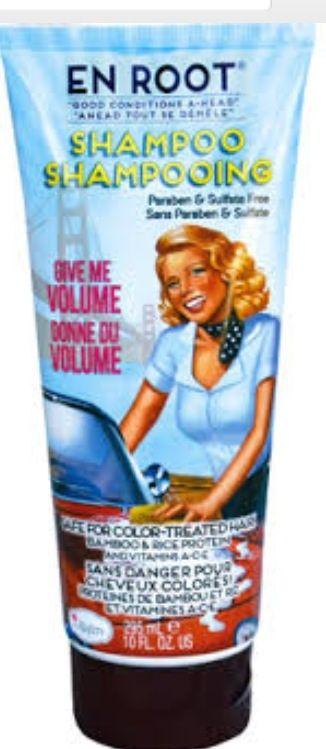 TheBalm En Root Give Me Volume Shampoo