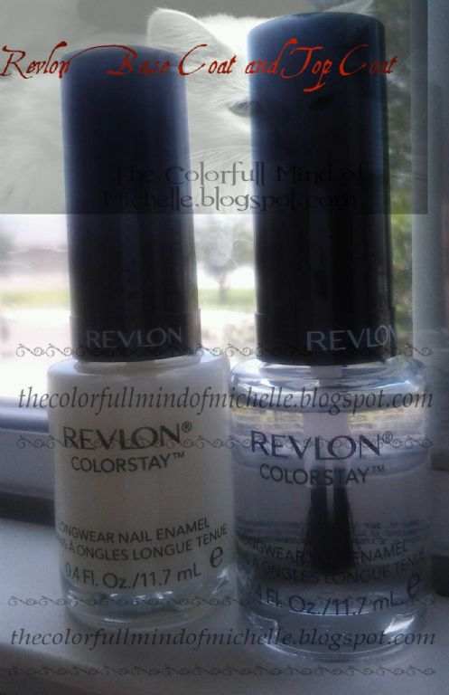 Revlon Colorstay Base Coat [DISCONTINUED]