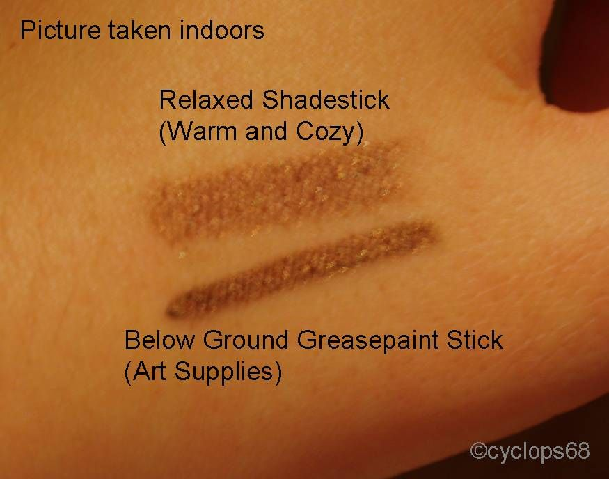 MAC Greasepaint Stick Below Ground