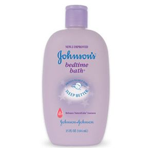 Johnson & Johnson Bedtime Bath