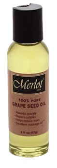 Merlot Grapeseed Oil