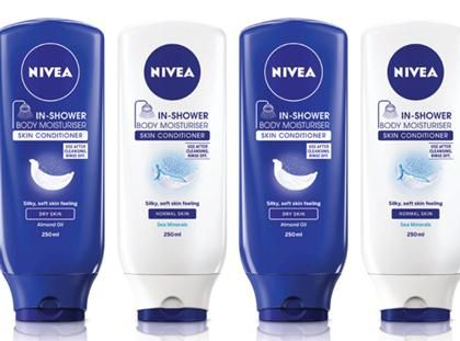 Nivea In-Shower Body Moisturiser (Skin Conditioner)
