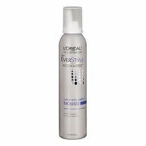 L'Oreal EverStyle Volume Boosting Mousse