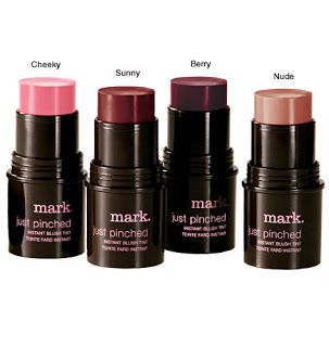 mark Just Pinched Instant Blush Tint stick-Nude