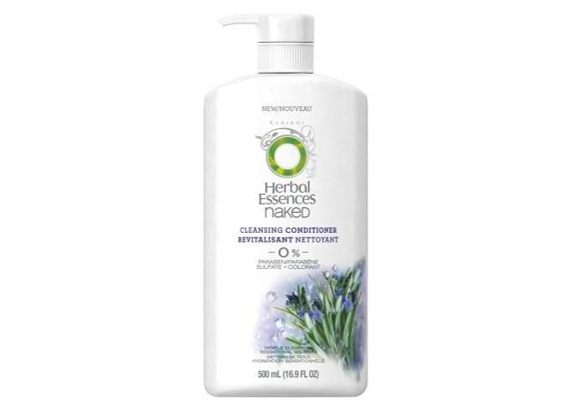 Clairol Herbal Essences Naked Cleansing Conditioner