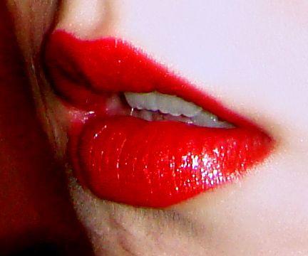 Wet 'n' Wild Megalast Lipstick Stoplight Red