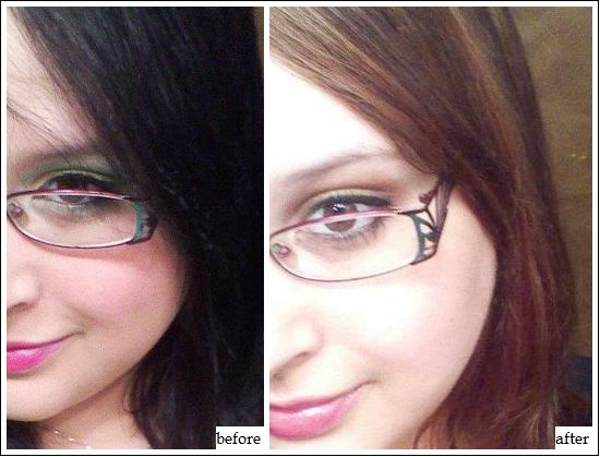 Review With Before And After Photos Revlon Luxurious Colorsilk Buttercream Of 22 Original Revlon ...