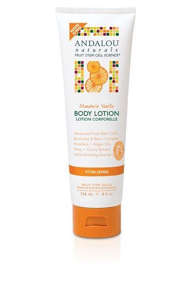 Andalou Naturals Mandarin Vanilla Vitalizing Body Lotion