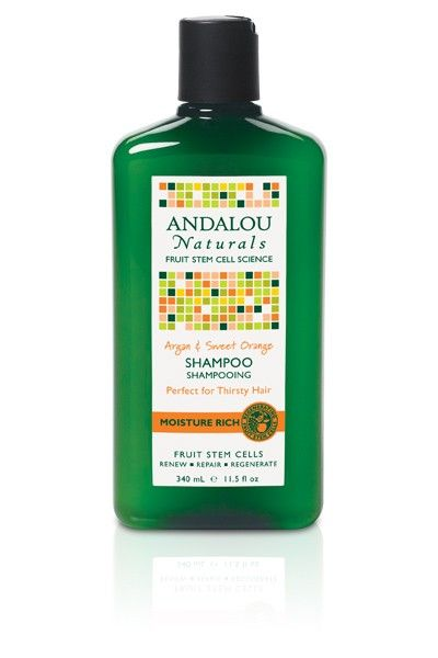 Andalou Naturals Argan And Sweet Orange Shampoo Reviews