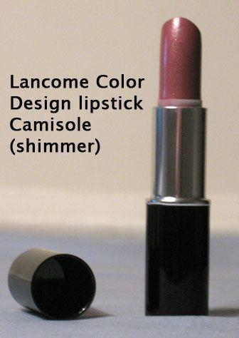 lancome colour designcamisole reviews photo makeupalley