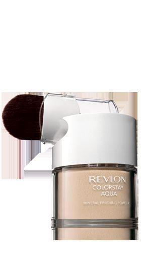 Revlon ColorStay Aqua Mineral Finishing Powder