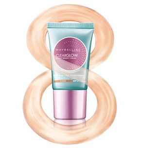 Maybelline Clearglow BB Cream