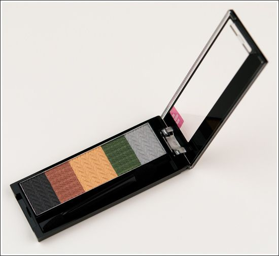 Revlon CustomEyes Shadow Liner Palette - Metallic Chic