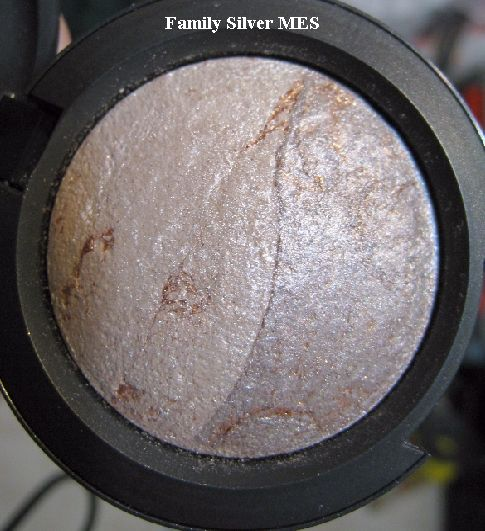 MAC Mineralize - Family Silver