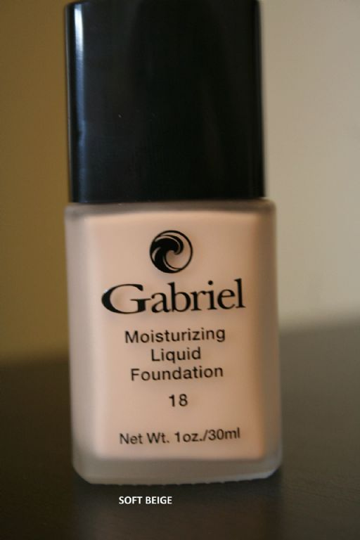 Gabriel Moisturizing Liquid Foundation SPF 18