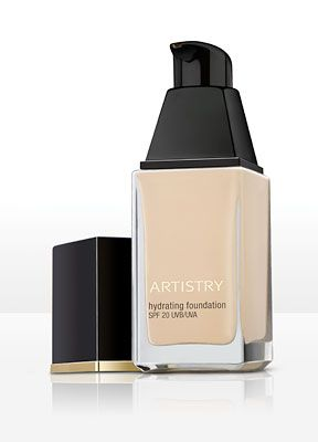 Artistry Hydrating Foundation