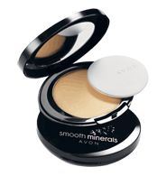 Avon Smooth minerals pressed foundation [DISCONTINUED]