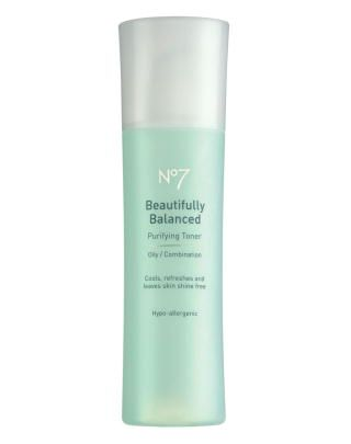 Boots  No 7 Beautifully Balanced Purifying Cleanser