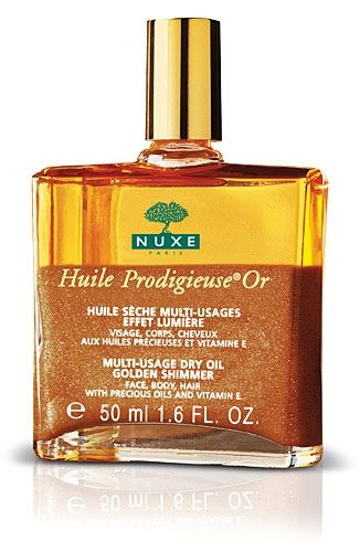 Nuxe Huile Prodigieuse Or (Gold Shimmer Multi-Purpose Dry Oil)
