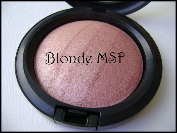 MAC Mineralize Skinfinish in Blonde Degrad�