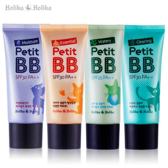 Holika Holika Petit BB Cream - Clearing