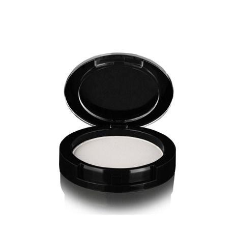 Inglot AMC white highlighting powder