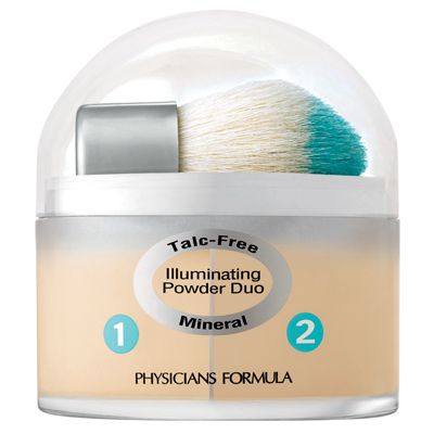 Physicians Formula Mineral Wear Talc-Free Illuminating Powder Duo