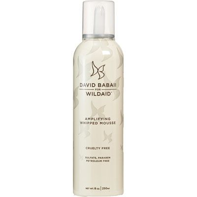 David Babaii for Wildaid - Amplifying Whipped Mousse