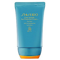 Shiseido  Extra Smooth Sun Protection Cream For Face SPF38
