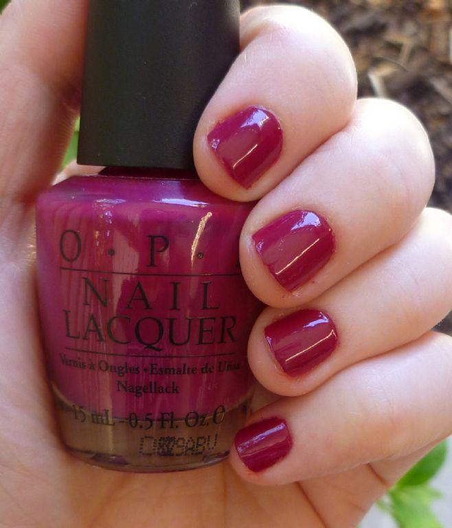 Opi Miami Beet Reviews Photos Makeupalley