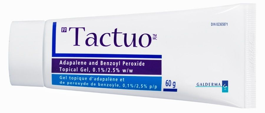 Acne Treatment: Epiduo (USA) / TactuPump (Canada) reviews