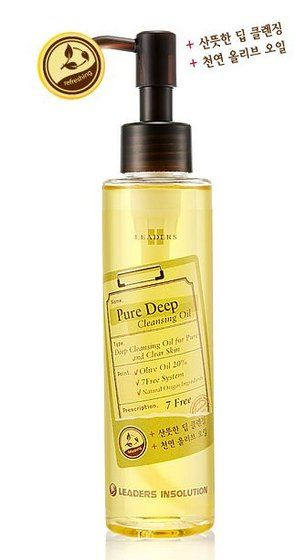 Leaders Insolution - Pure Deep Cleansing Oil