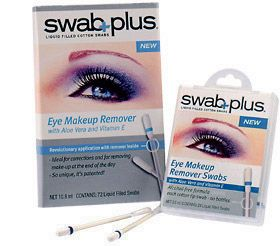 Swab Plus - Eye Makeup Remover Swabs