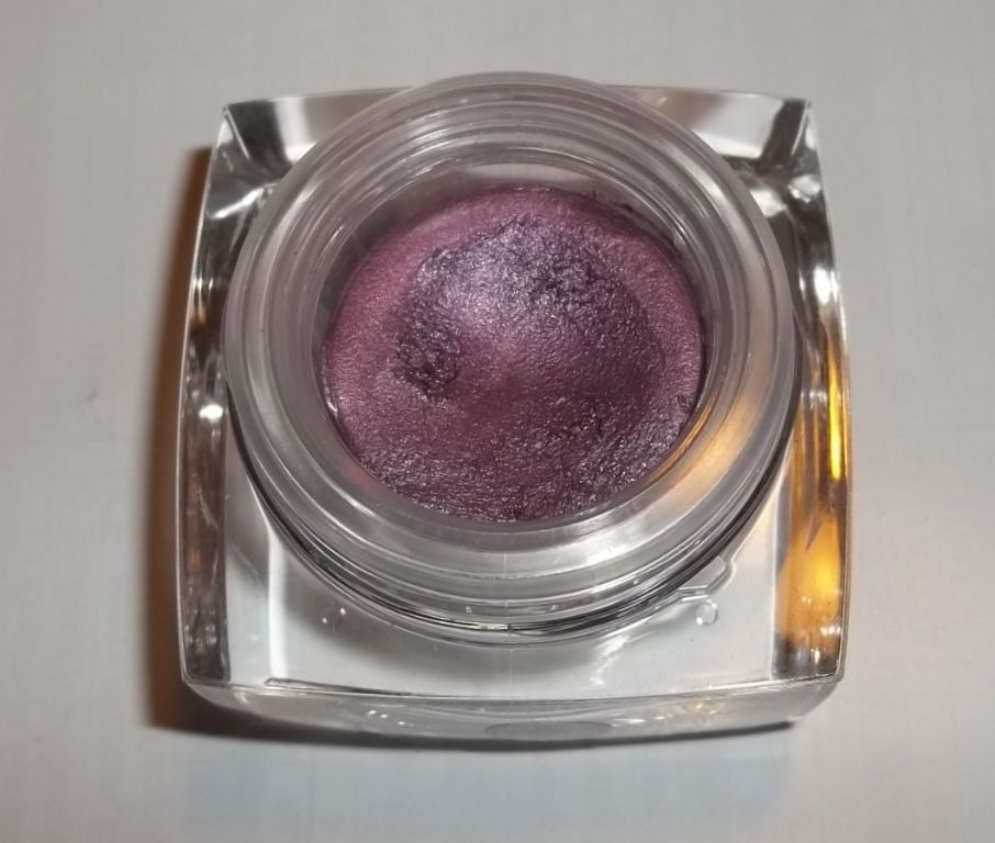 E.L.F. Studio Cream Eyeshadow in Purple Pleaser
