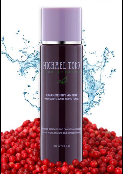 Michael Todd True Organics Cranberry Antiox Toner