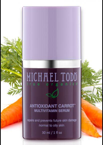 Michael Todd True Organics Antioxidant Carrot Serum