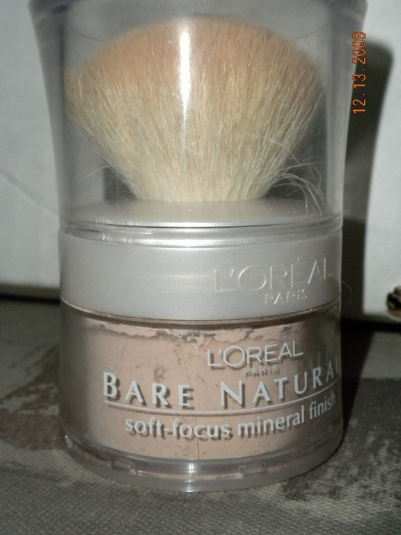L'Oreal Bare Naturale Soft-Focus Mineral Finish