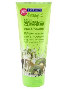 Freeman Kiwi & Yogurt Facial Moisturizing Cleanser
