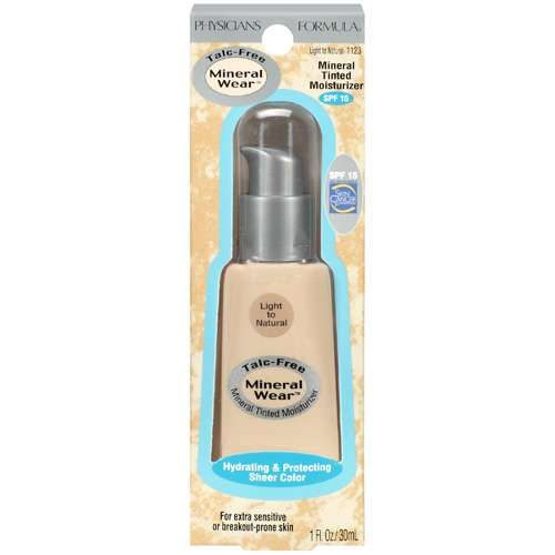 Physicians Formula Mineral Wear Tinted Moisturizer