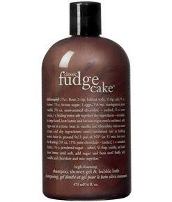 Philosophy Classic Fudge Cake