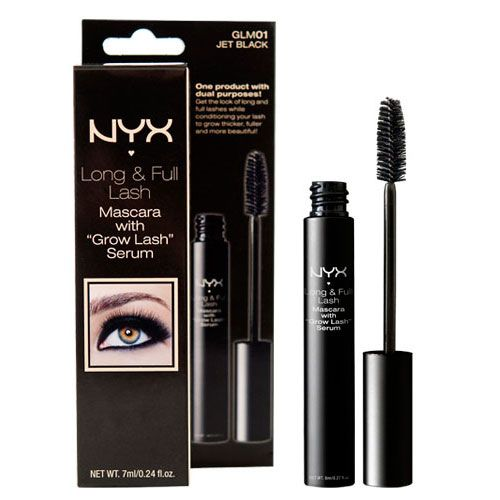NYX Long & Full Lash Mascara