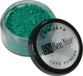 Ben Nye Ben Nye Lumiere Luxe Powder JADE