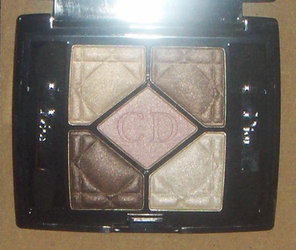 Dior 5-Colour Iridescent Eyeshadow - 609 Earth Reflection