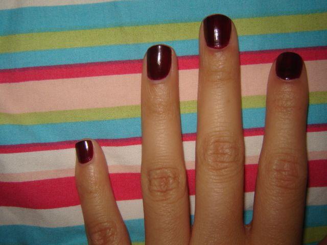 L'Oreal Pro Manicure Nail Polish - Stroke of Midnight 580