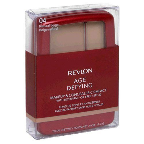 Revlon Age Defying Makeup & Concealer Compact with Botafirm, SPF 20 [DISCONTINUED]